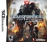 Transformers: Dark of the Moon: Decepticons (Nintendo DS)