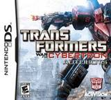 Transformers: War for Cybertron: Autobots (Nintendo DS)