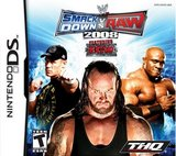 WWE SmackDown vs. RAW 2008 (Nintendo DS)