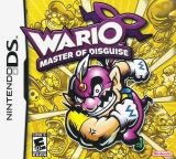 Wario: Master of Disguise (Nintendo DS)