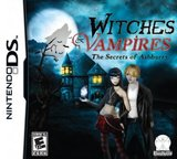 Witches & Vampires: The Secrets of Ashburry (Nintendo DS)