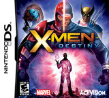 X-Men: Destiny (Nintendo DS)