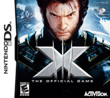 X-men: The Official Game (Nintendo DS)