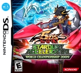 Yu-Gi-Oh! 5D's Stardust Accelerator: World Championship Tournament 2009 (Nintendo DS)