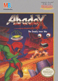 Abadox (Nintendo Entertainment System)