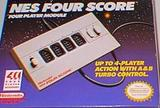 Adapter -- Nintendo NES Four Score Multitap (Nintendo Entertainment System)