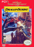 Advanced Dungeons & Dragons: Dragon Strike (Nintendo Entertainment System)