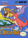 Adventures of Dino-Riki, The (Nintendo Entertainment System)