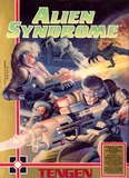 Alien Syndrome (Nintendo Entertainment System)