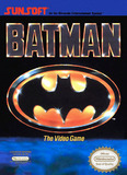 Batman: The Video Game (Nintendo Entertainment System)
