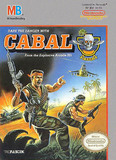 Cabal (Nintendo Entertainment System)