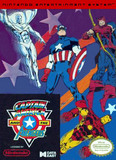Captain America and the Avengers (Nintendo Entertainment System)