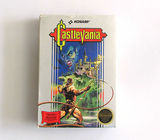 Castlevania -- Box Only (Nintendo Entertainment System)