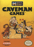 Caveman Games (Nintendo Entertainment System)
