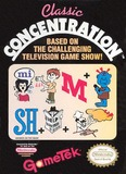 Classic Concentration (Nintendo Entertainment System)