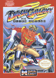 Dash Galaxy in the Alien Asylum (Nintendo Entertainment System)