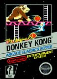 Donkey Kong (Nintendo Entertainment System)
