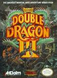 Double Dragon III: The Sacred Stones (Nintendo Entertainment System)