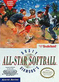 Dusty Diamond's All-Star Softball (Nintendo Entertainment System)