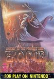 Exodus: Journey to the Promised Land (Nintendo Entertainment System)