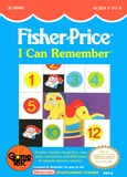 Fisher-Price: I Can Remember (Nintendo Entertainment System)