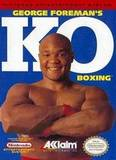 George Foreman's KO Boxing (Nintendo Entertainment System)