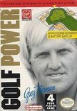 Greg Norman's Golf Power (Nintendo Entertainment System)