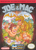 Joe & Mac (Nintendo Entertainment System)