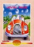 Jovial Race -- Sachen Version (Nintendo Entertainment System)