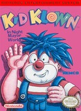 Kid Klown in Night Mayor World (Nintendo Entertainment System)