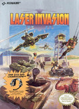 Laser Invasion (Nintendo Entertainment System)