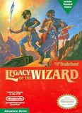 Legacy of the Wizard (Nintendo Entertainment System)
