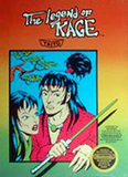 Legend of Kage, The (Nintendo Entertainment System)