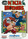 Little Ninja Brothers (Nintendo Entertainment System)