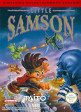 Little Samson -- Box Only (Nintendo Entertainment System)