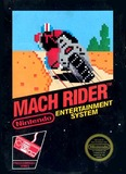 Mach Rider (Nintendo Entertainment System)