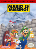 Mario is Missing! (Nintendo Entertainment System)