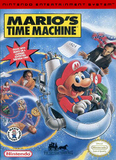 Mario's Time Machine (Nintendo Entertainment System)
