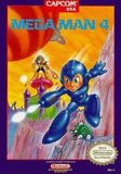 Mega Man 4 -- Box Only (Nintendo Entertainment System)