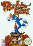 Rockin' Kats -- Box Only (Nintendo Entertainment System)