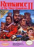 Romance of the Three Kingdoms II (Nintendo Entertainment System)