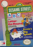 Sesame Street: ABC (Nintendo Entertainment System)