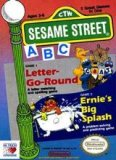 Sesame Street: ABC/123 (Nintendo Entertainment System)