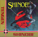 Shinobi (Nintendo Entertainment System)