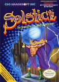 Solstice: The Quest for the Staff of Demnos (Nintendo Entertainment System)