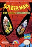 Spider-Man: Return of the Sinister Six (Nintendo Entertainment System)