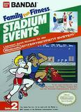 Stadium Events -- Box Only (Nintendo Entertainment System)