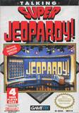 Super Jeopardy! (Nintendo Entertainment System)