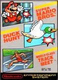 Super Mario Bros./Duck Hunt/World Class Track Meet (Nintendo Entertainment System)