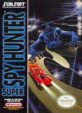 Super Spy Hunter (Nintendo Entertainment System)